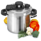 BRK 7 Pc - Alpha Pressure Cooker Set - 20 cm
