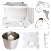 Universal Plus Mixer with Ice Cream Maker Combo