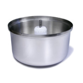 Bosch Universal Stainless Steel Bowl with shaft- 4 pins
