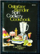 Osterizer Blender Spin Cookery Cookbook