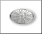 Rasping or Coarse Grater Disk for Bosch Universal and Concept Slicer Shredders